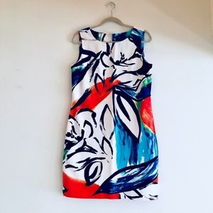 Ellen Tracy Mid Length Dress, only worn once!